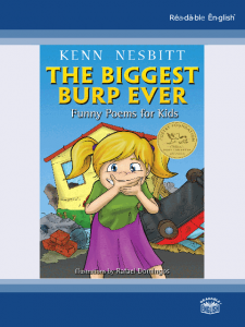 Book image - The biggest burp ever
